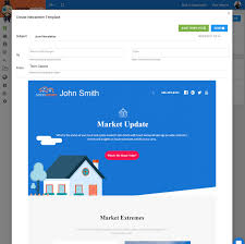 Real Estate Email Marketing Templates by Email Marketing For Real Estate Adminestate Email Marketing