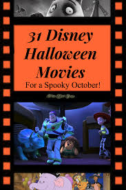 31 disney halloween movies disney fun everyday in october