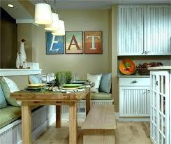 Kitchen Nook Table Ideas Small Breakfast Nook Ideas Nook Corner Bench Modern Kitchen Nook