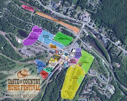 Niagara Falls State Park Map by 2016 Taste Of Country Music Festival Guide Lineup Tickets