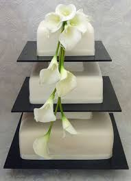white calla lily wedding cake calla lilies wedding cake and cake