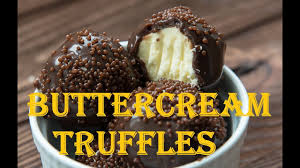 thanksgiving truffles buttercream truffles recipe great dessert for thanksgiving and