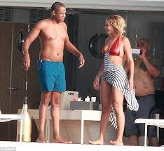 Jay Z Pool Meme - beyonce jay z swimming in italy pictures atlnightspots