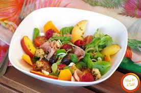 cuisine estivale recette salade fraîcheur estivale cuisine