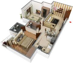Home Designer Pro 925 Sq Ft 2 Bhk 2t Apartment For Sale In Delhi Infratech Delhi
