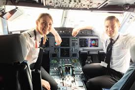 gatwick easyjet pilot kate mcwilliams becomes world u0027s youngest