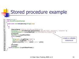 tutorial oracle stored procedure stored procedure in oracle tutorial download