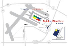 msp airport terminal map motorcycle parking now available at terminal 1 lindbergh my msp