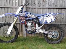 motocross bikes for sale in kent yamaha yzf 250 2005 motocross bike 1250 ono in kemsley kent