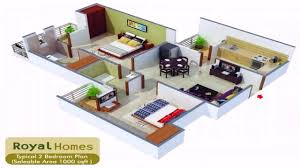 2 Bedroom Apartments Under 1000 by Small House Plans Under 1000 Sq Ft One Story Youtube