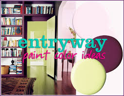 Entryway Painting Ideas 10 Fresh Entryway Paint Color Ideas Huffpost