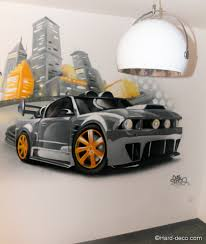 chambre gar n voiture voiture cool fashion designs