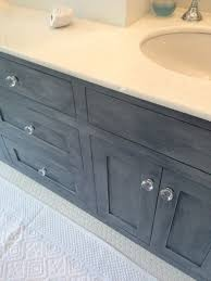 Refurbish Bathroom Vanity Best 25 Painting Bathroom Vanities Ideas On Pinterest Painted