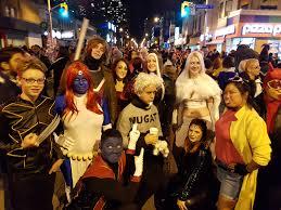 Mugatu Halloween Costume Halloween 2016 Mystique Men Makeup Mind