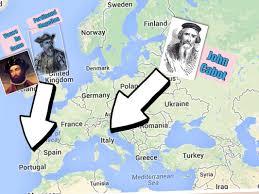 Vasco Da Gama Route Map by Explorers Part 1 Columbian Exchange And Explorers