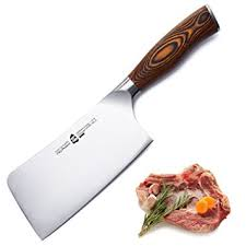 The Best Kitchen Knives In The World Tuo Cutlery Fiery Series Heavy Duty Chopper