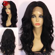medium length wavy hairstyle medium length balck natural wavy hair style glueless lace front
