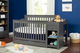 Crib And Bed Combo Piedmont 4 In 1 Crib And Changer Combo Davinci Baby
