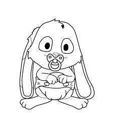 baby bunny template without star 2 by schnuffelkuschel on deviantart