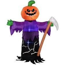 grim reaper clipart halloween decoration pencil and in color
