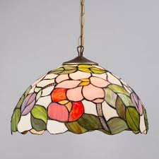 Traditional Ceiling Light Fixtures by Tiffany Style Ceiling Light Fixture Round New Lighting