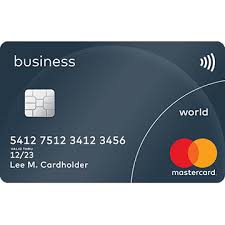 Personal Credit Card For Business Expenses Business Credit Cards Best Mastercard Small Business Credit