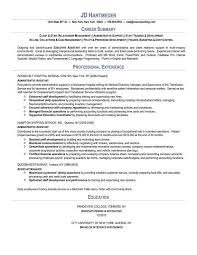 Sample Resume Qualifications Summary Sample Resume Effective Chef Resume Template And