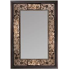 Bronze Bathroom Mirror Rubbed Bronze Bathroom Mirror Bathrooms