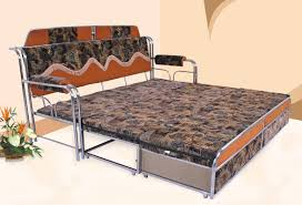 Sofa Bed With Inflatable Mattress by Sofa Bed In Steel La Musee Com