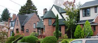 English Tudor Style by Brick And Stucco In Wedgwood Wedgwood In Seattle History