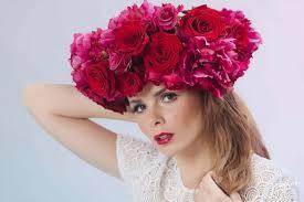 floral headpiece floral headpieces by plantsnpetals jonathan