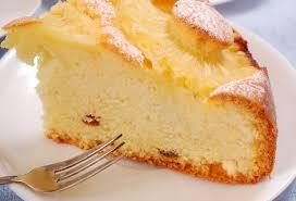 cuisine peu calorique dessert facile gâteau au yaourt à l ananas