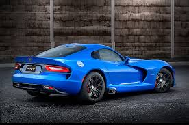 dodge viper 2015 dodge viper srt price slashed 15 000 amidst stagnant sales