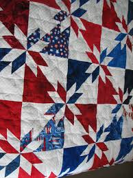 image detail for all american patriotic quilt machine quilted