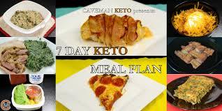 caveman keto u0027s 7 day keto meal plan caveman keto