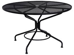 Rod Iron Patio Table And Chairs Rectangular Patio Table Cover With Umbrella Hole Patio Decoration