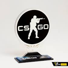 Muito Troféu CS GO - GAM0042 | Top Troféus #CP73