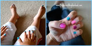 piggy paint review the perfect nail polish for little hands