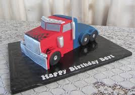 optimus prime cakes optimus prime truck cakes liviroom decors optimus prime cakes