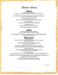 dinner menu fatty u0027s dinner menu 2 may 2017 fattys dinner menu