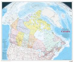 Canada Map Coloured by Mapsherpa Natural Resources Canada U2013 Atlas Of Canada Maps