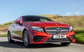 Most Comfortable Saloon Car Mercedes E Class Coupe Review A True Grand Tourer