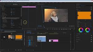 tutorial editing video di adobe premiere color grading for a cinematic film look in adobe premiere pro