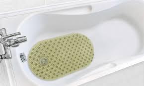 Bathtub Bubble Mat Bubble Tub Mat With Hair Catcher Groupon