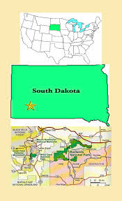 Map Of Custer State Park by National Parks Solo Road Trip By Tammie Dooley