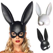 bunny mask rabbit mask ebay