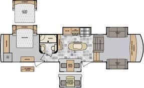 destination trailer floor plans destination floorplans winnebago rvs