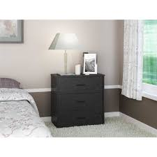 Wooden Bedroom Furniture 3 Drawer Dresser Chest Bedroom Furniture Black Brown White Storage