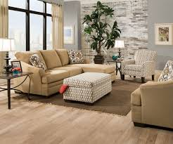 Simmons Upholstery Furniture Simmons Upholstery Cicero Raf Chaise Tan Home Furniture