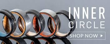 men s rings mens rings wedding rings titanium tungsten gold platinum